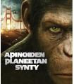 Apinoiden planeetan synty (2011) (Blu-ray + DVD)