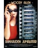 Rakkauden jumalatar (1995) DVD