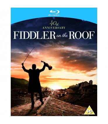 Fiddler On The Roof 1971 Blu Ray