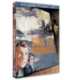 Sink the Bismarck! (1960) DVD