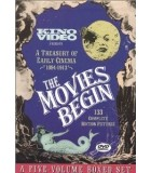 The Movies Begin - A Treasury of Early Cinema, 1894-1913 (5 DVD)