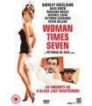 Woman Times Seven (1967) DVD