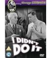 I Didn't Do It (1945) DVD