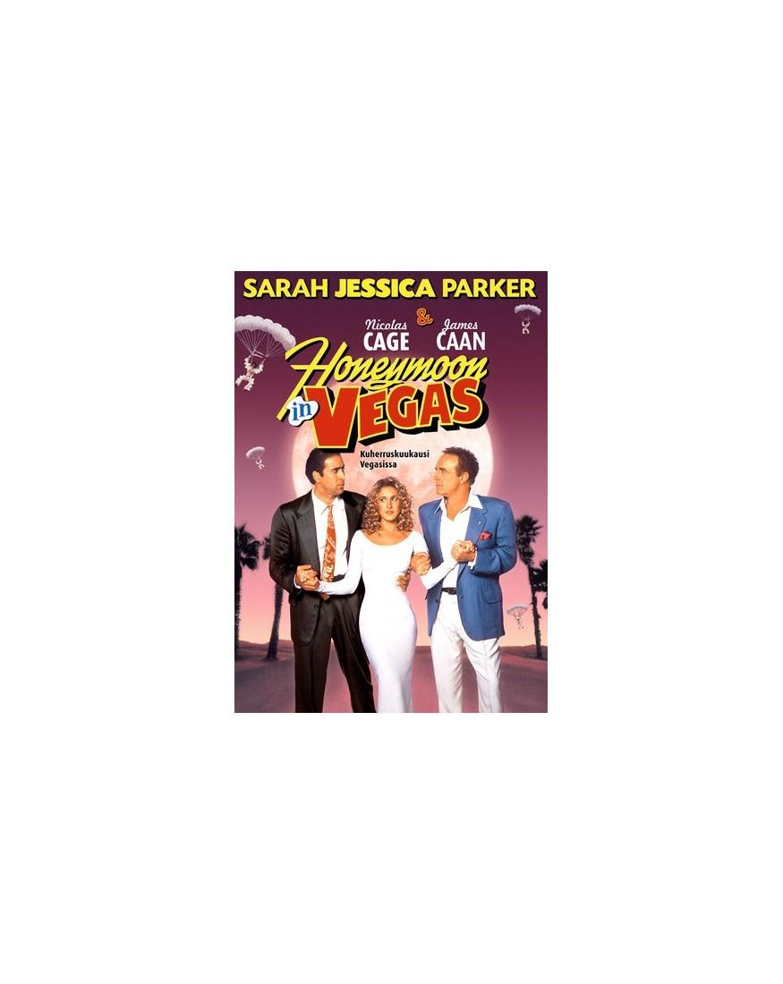 Honeymoon In Vegas (1992) DVD