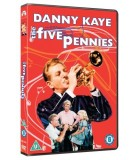 The Five Pennies (1959) DVD