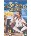 The 3 Worlds of Gulliver (1960) DVD