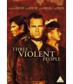 Three Violent People (1956) DVD