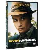 The Rum Diary (2011) DVD