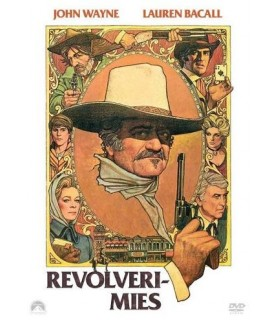 Revolverimies (1976) DVD