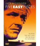 Five Easy Pieces (1970) DVD