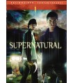 Supernatural - Kausi 1. (6 DVD)