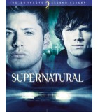 Supernatural - Kausi 2. (6 DVD)