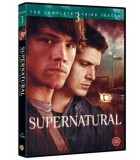 Supernatural - Kausi 3. (5 DVD)