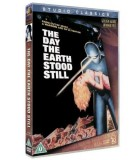 The Day the Earth Stood Still (1951) DVD