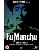 Fu-Manchu Double Bill - Blood Of Fu Manchu / Castle Of Fu Manchu (2 DVD)