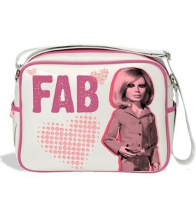 Official Lady Penelope White Sports Bag