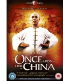 Once Upon A Time In China (1991) DVD