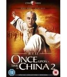 Once Upon A Time In China 2 (1992) DVD