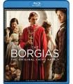 The Borgias: Kausi 1. (2011) (3 Blu-ray)