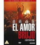 El Amor Brujo (1986) DVD
