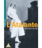L'atalante (1934)  and the films of Jean Vigo (2 DVD)