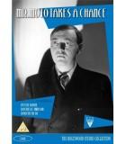 Mr. Moto Takes a Chance (1938) DVD