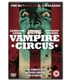 Vampire Circus (1972) DVD