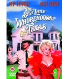 The Best Little Whorehouse In Texas (1982) DVD