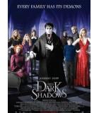 Dark Shadows (2012) DVD