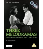 The Ozu Collection - Three Melodramas (2 DVD)