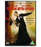 You Were Never Lovelier (1942) DVD