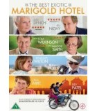 The Best Exotic Marigold Hotel (2011) / The Second Best Exotic Marigold Hotel (2015) (2 DVD)
