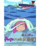 Ponyo rantakalliolla (2008) (2 DVD)