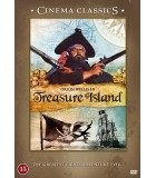 Treasure Island (1972) DVD