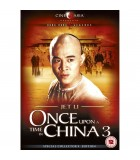 Once Upon A Time In China 3 (1993) DVD