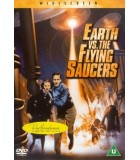 Earth vs. the Flying Saucers (1956) DVD