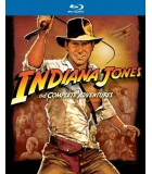 Indiana Jones: Complete Blu-ray Collection (5 Blu-ray)