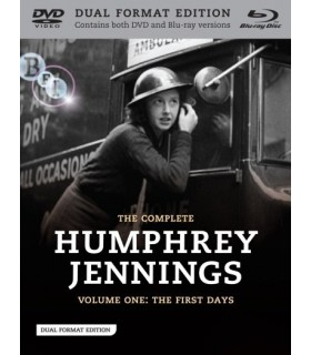 The Complete Humphrey Jennings Volume One: The First Days (DVD + Blu-ray) (1934 -1940)