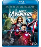 The Avengers (2012) Blu-ray