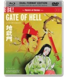 Gate Of Hell (1953) (Blu-ray + DVD)