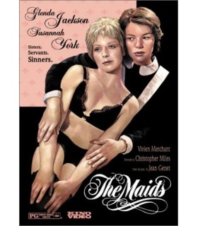 The Maids (1974) DVD