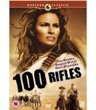 100 Rifles (1969) DVD