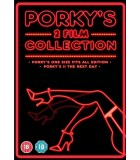 Porky's 2 Film Collection (2 DVD)
