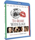 To Rome with Love (2012) Blu-ray
