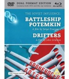 The Soviet Influence : Battleship Potemkin (1925) / Drifters (1929) (Blu-ray + DVD)