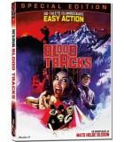 Blood Tracks (1985) DVD
