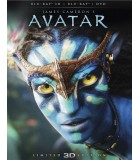 Avatar (2009) (3D + 2D Blu-ray + DVD)