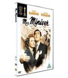Mrs. Miniver (1942) DVD