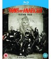 Sons Of Anarchy kausi 4 (Blu-ray)