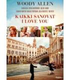 Kaikki sanovat I Love You (1996) DVD